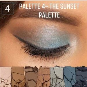 Younique Eyeshadow Palette 4